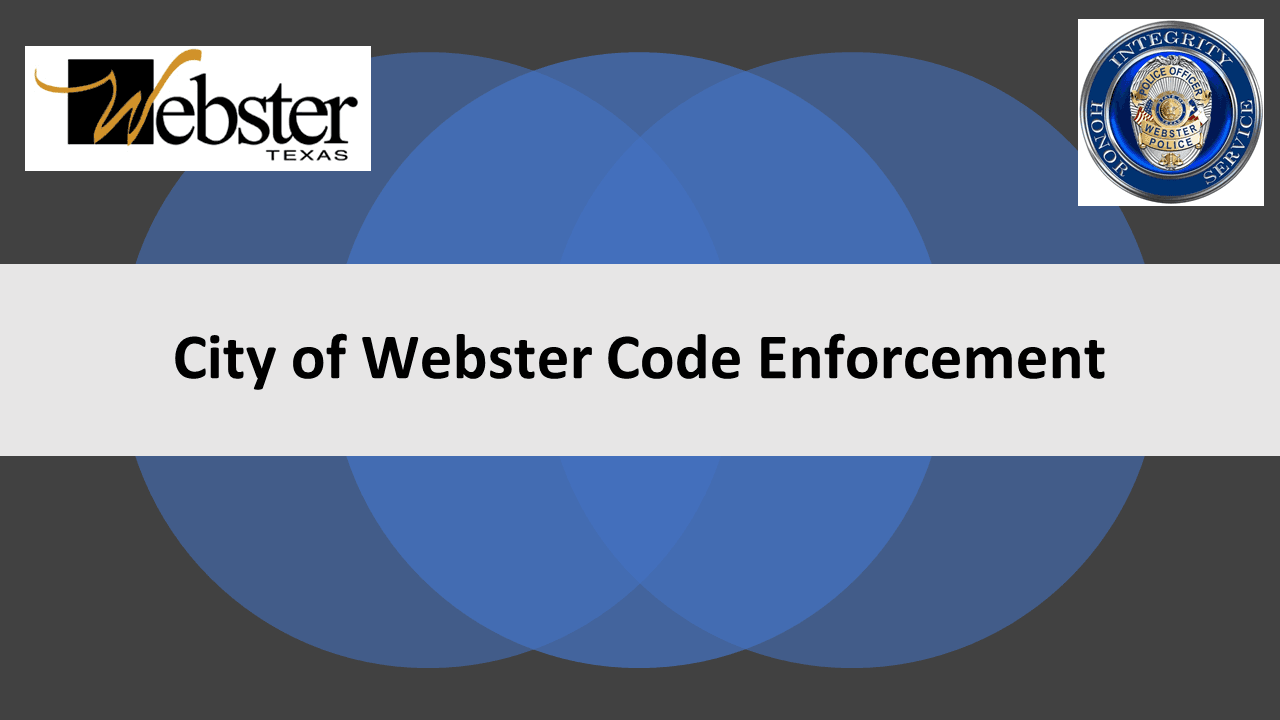 Code Enforcement 1
